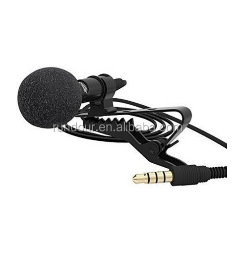 portable Professional BOYA BY-M1 3.5mm Condenser Microphone with Electret Condenser for Recording Mic for iPhone/iPad