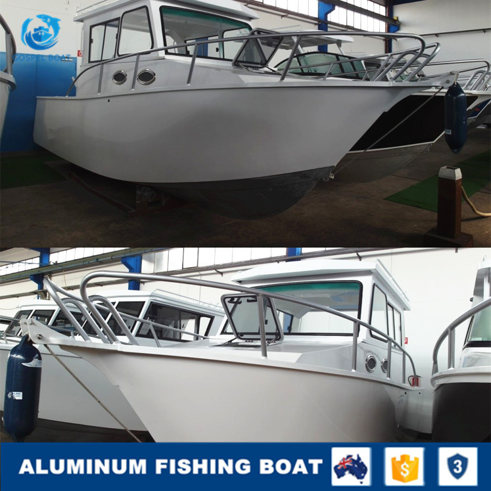Offshore Japanese Aluminum Sport Fishing Boat