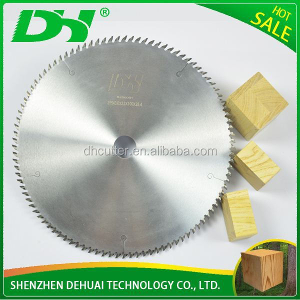 2017 machinery woodworking tools circular saw blade for wood/MDF/PLYWOOD