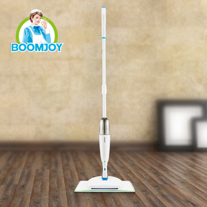 Boomjoy sweeper mop 2 parts in 1 set multi-founction new healthy water spray cleaning mops, easy life quick home mop.