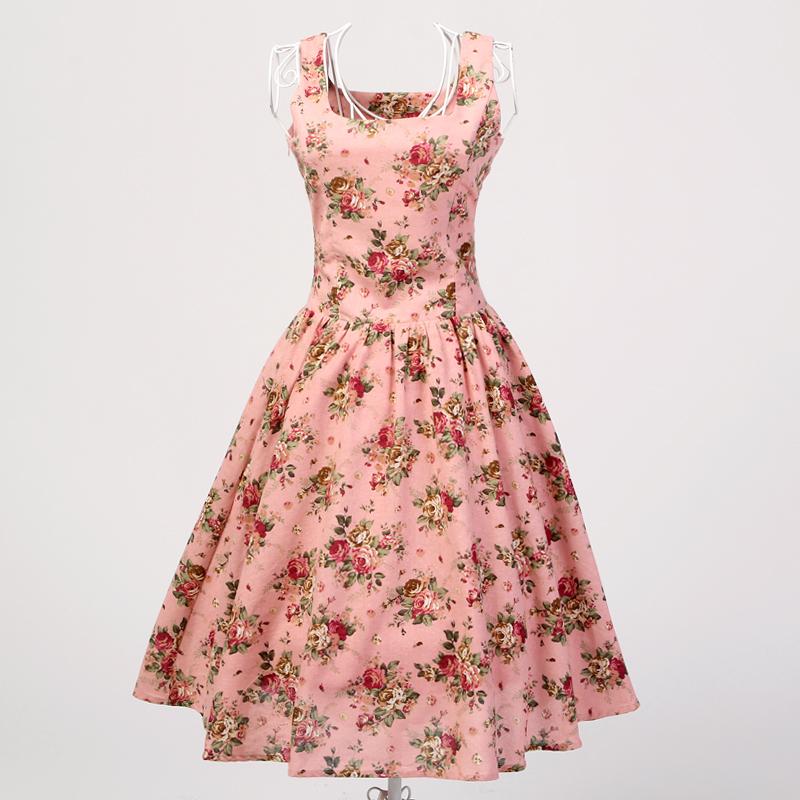 Retro Tea Dresses