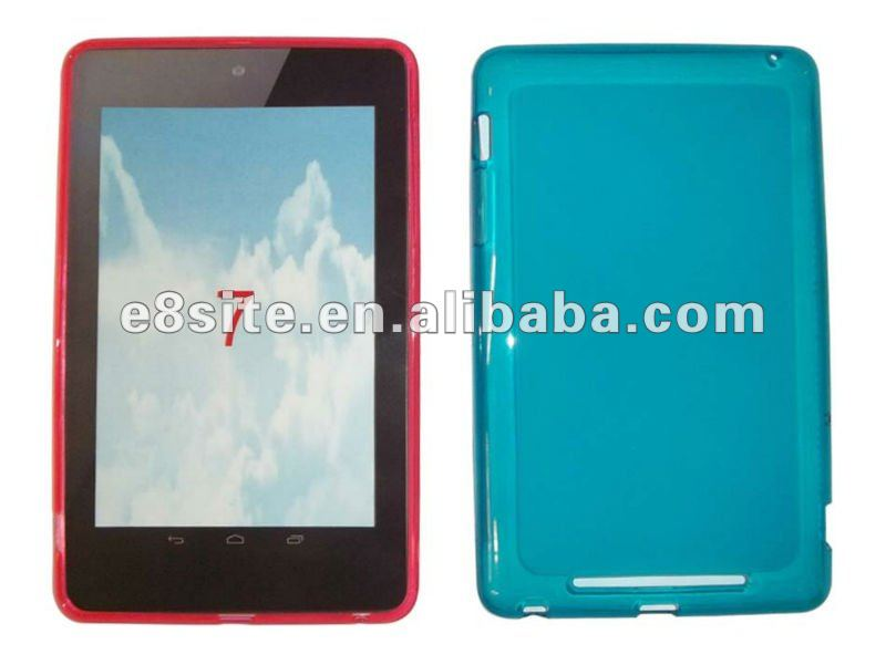 For Google Nexus 7 Pudding TPU Case