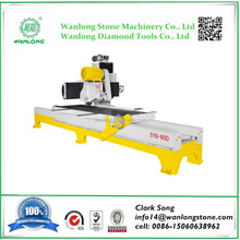 SYQ-600 manual edge cutting machine, after sale offices in India, for granite slab edge cutting