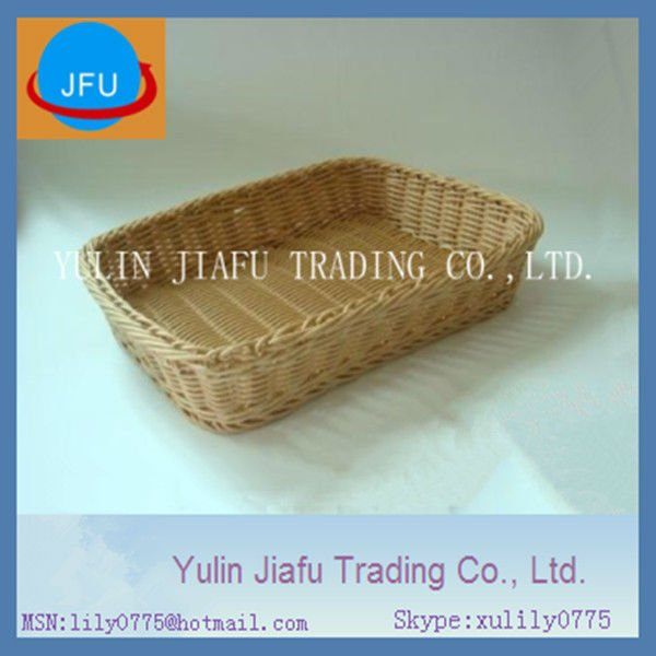 New item trap taper rectangle plastic basket