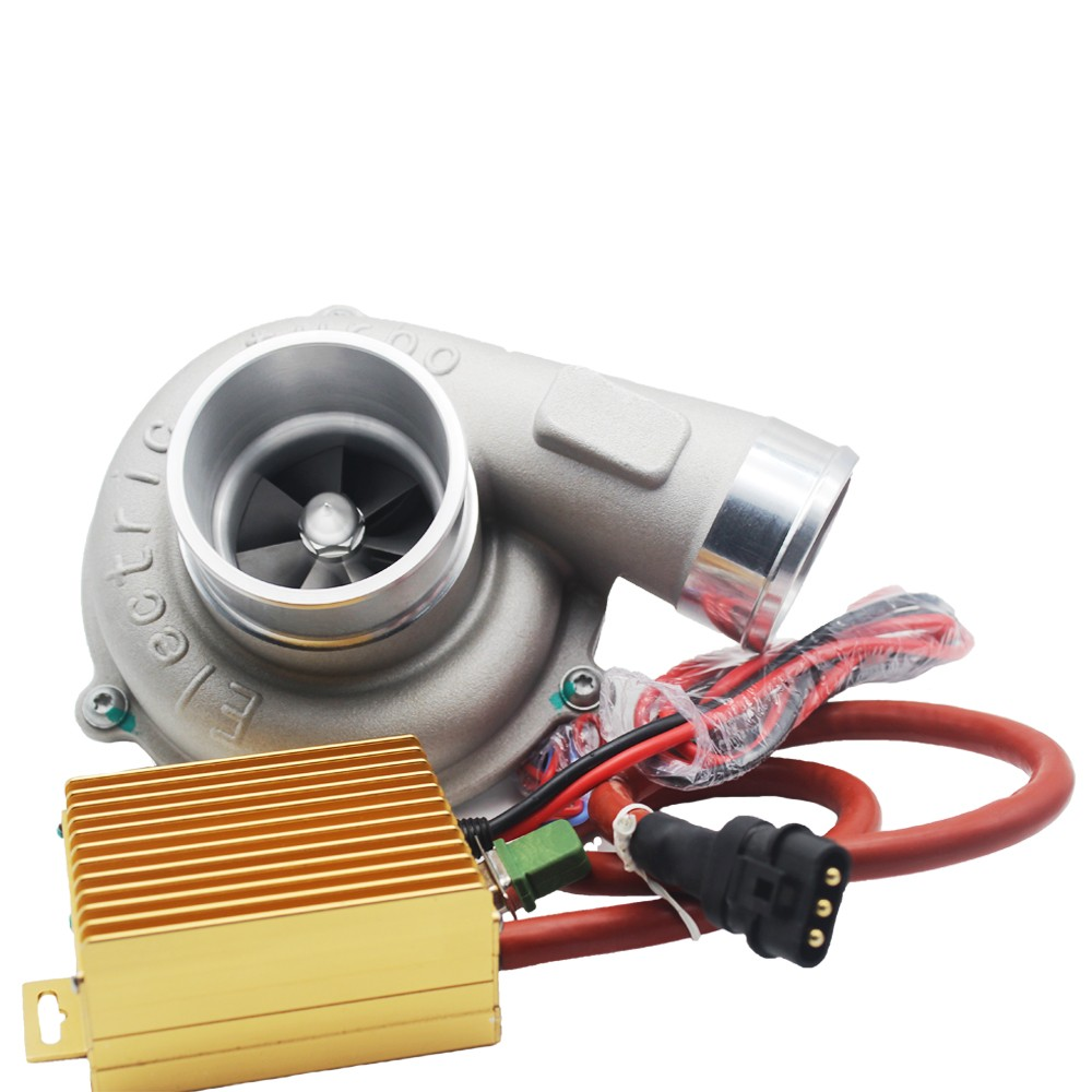 Universal Electric Turbo Supercharger Kit Thrust