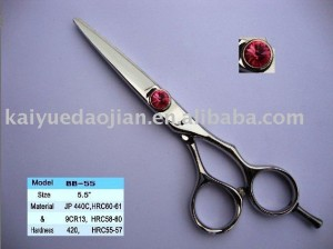 blade shear sharpener best thinning shears straight hair scissor with sharp blade