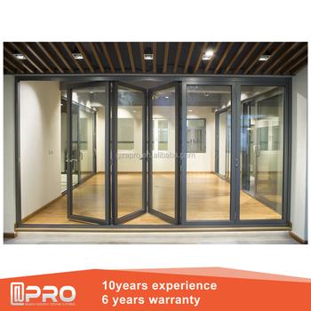 New Insulated Folding Door Folding Glass Door Folding Frame Buy