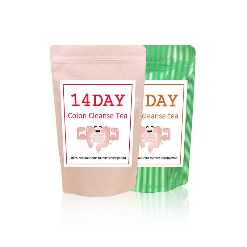 2018 Hot Selling Private Label Organic Super Colon Detox Cleanse Tea - 4uTea | 4uTea.com