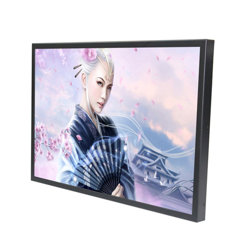 Wide color gamut industrial monitor lcd