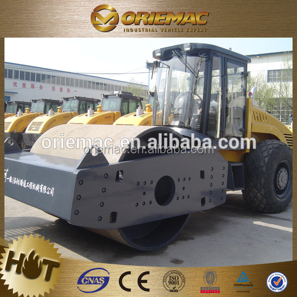 LUTONG 18T price road roller LTD318H road roller spare parts for sale