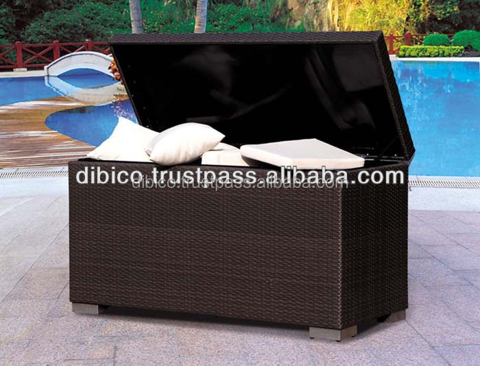 Rattan Outdoor Storage Boxes, Rattan Outdoor Storage Boxes Suppliers And  Manufacturers At Alibaba.com