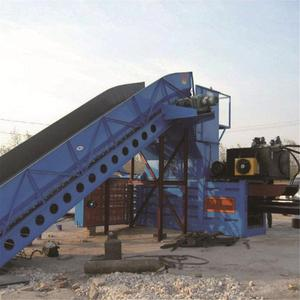 Waste Carton Scraps Fully Automatic Recycling Baler Machine Manufactuer/Compress Baler/Compactor