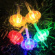 New Design Christmas Decoration led chinese lantern string light for Holiday Wedding Garland