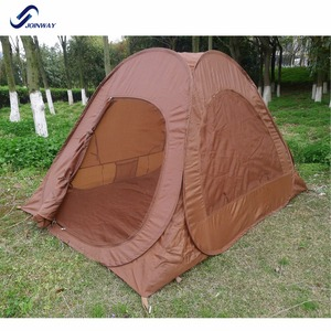 JWS-042 China supplier low price personal sport pod pop-up tent 2x2