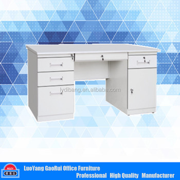 Stainless Steel Commercial Office Desk,Metal Computer Table/desk ...