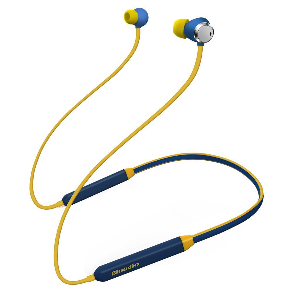 Bludio TN Bluetooth Neckband sport wireless earphones for running - idealBuds Earphone | idealBuds.net