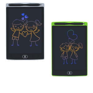 "Colorful drawing tablet 8.5"" lcd writing tablet electronics graphic tablet"