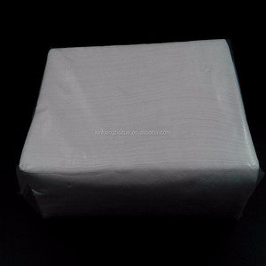 13.5*7'' White paper Napkins and Serviettes lunch paper