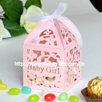 Laser cut paper packaging gifts boxesnewborn baby girl shower laser cut paper packaging gifts boxes newborn baby girl shower gift for baby shower decorations negle Image collections
