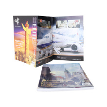 Business glossy cheap brochure printing service