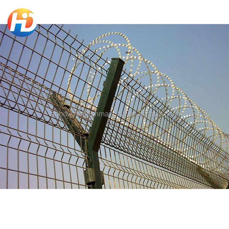 Double Strand Razor Barbed Wire Wholesale, Barbed Wire Suppliers ...