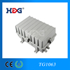 ip 65 aluminum gear box for 1000w and 600w hid light fittings