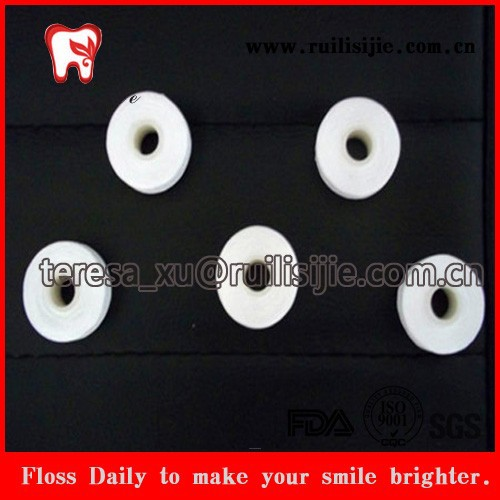 Nylon/PTFE/High Polyester/UHMWPE Replaced Dental Floss bobbin/winder/spool