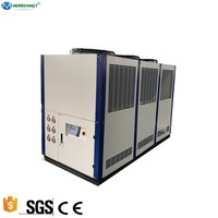 100kw Air cooled water chiller cooling machine