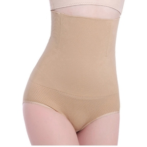 1102 Factory wholesale shapewear women high waist panties 360 seamless body shaper