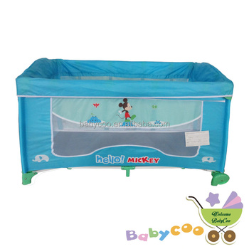 new styles 9dd56 539e1 Baby Playpen Kid's Travel Bed Travel Cot With En Standard - Buy Baby Travel  Cot,Baby Travel Bed,Foldable Baby Cot Product on Alibaba.com