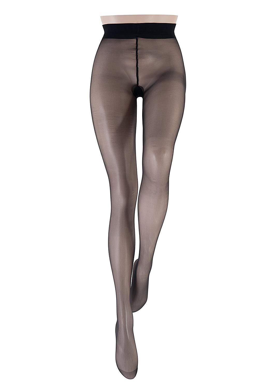 2bef0b9d8a0 Get Quotations · Le Bourget Women s Collant Microfibre Mat 15 Denier  Pantyhose