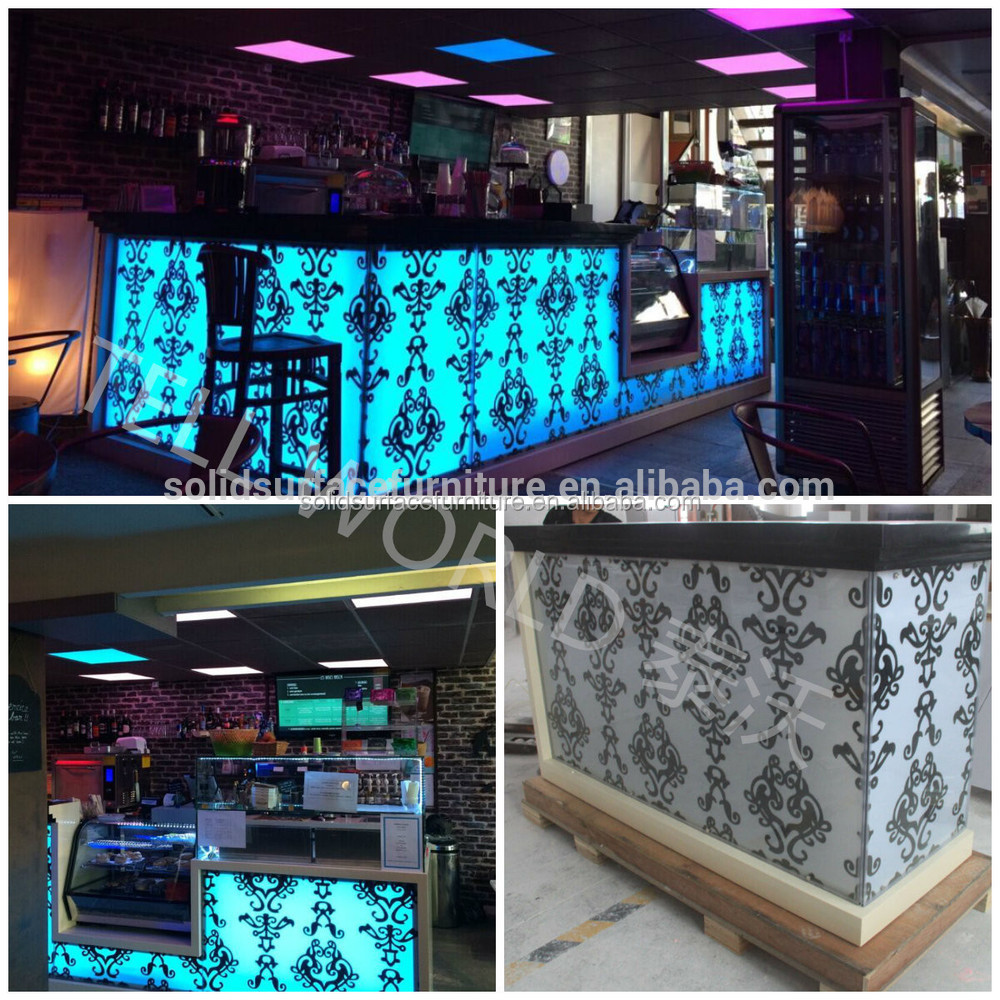 Top quality Factory price used commercial bar sale, used nightclub furniture for sale