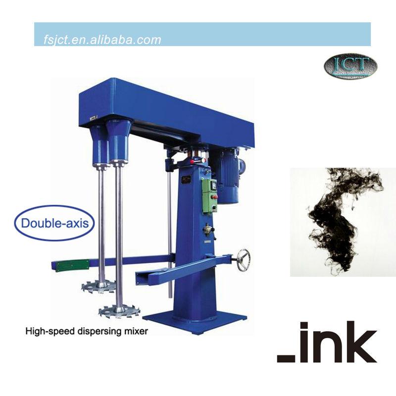 High Quality Dispersing Shear Mixing Dissolving Paint Making Machine