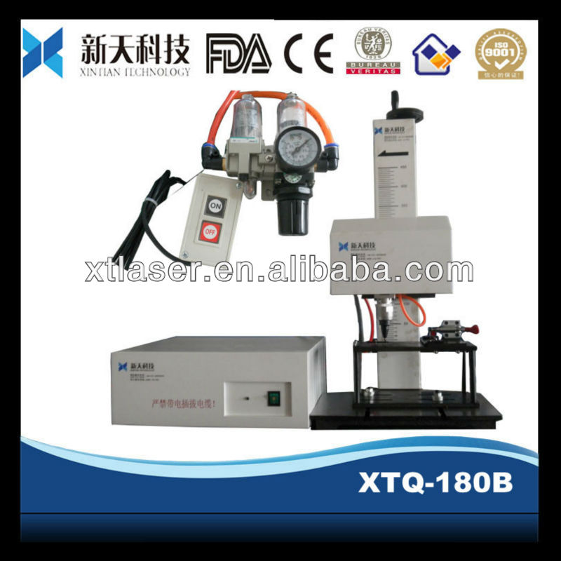 Rotary Type Gears/Shafts/Bearings/Clutch Pneumatic Marking Machine