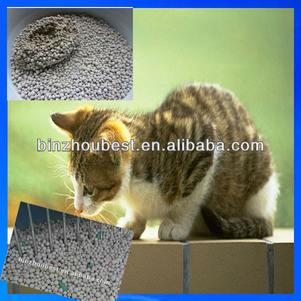 cat sand easy clean cat litter