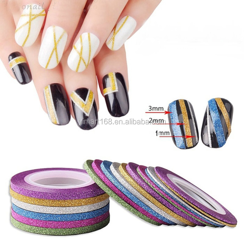 2d Nail Art Line Sticker, 2d Nail Art Line Sticker Suppliers and ...
