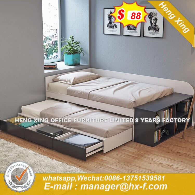 Venta al por mayor precio cama individual con cajones-Compre online ...