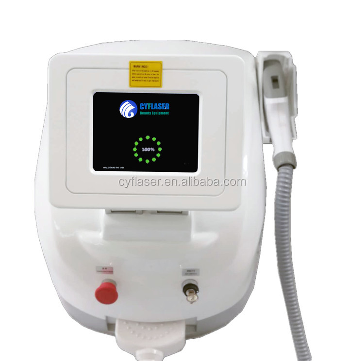 360 magneto optical OPT hair removal machine