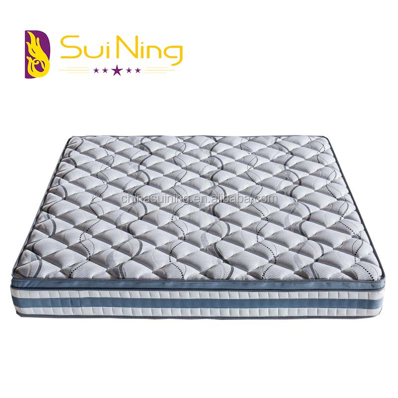 king size cheap price memory foam indian cotton ceragem round mattress spring beds manufacturers