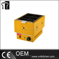 Commercial oden making machine / taiwanese oden