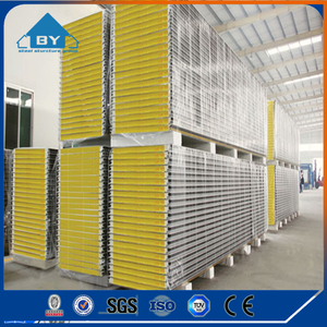 Rockwool Roof Sandwich Panel Suppliers in Uae