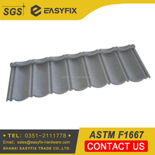 EASYFIX stone coated metal roof tile