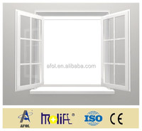 Residental pvc casement window hung vinyl windows