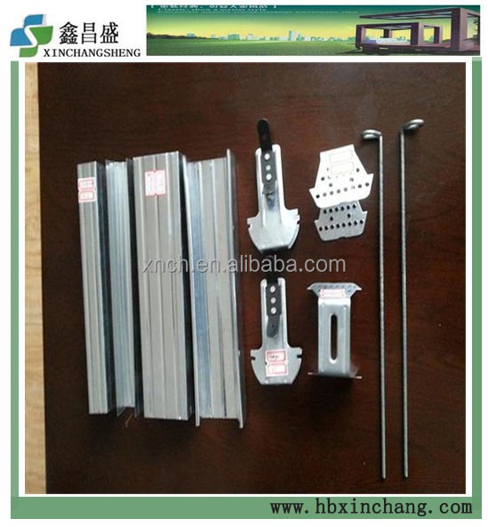 Galvanized Ceiling Keel UC&CD Profiles Steel For Ceiling