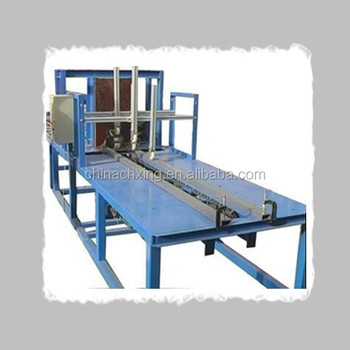 Eps Foam Coating Machine For Crown Molding With Concrete