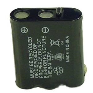 Panasonic KX-TG2770 Cordless Phone Battery Ni-CD, 3.6 Volt, 850 mAh - Ultra Hi-Capacity - Replacement for PANASONIC P-P511, TYPE 24 Rechargeable Battery
