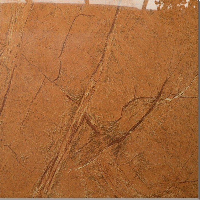 Orange Marble Tile : Hs gn porcelain looks like marble orange floor lanka