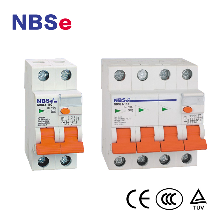 Best price automatic self reclosing rccb/elcb
