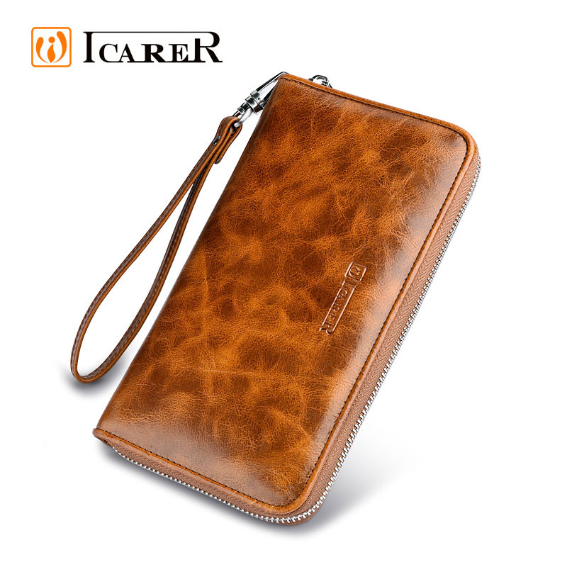 custom Wholesale Personalized Genuine Leather Travel Fake Passport Holder Wallet Bag