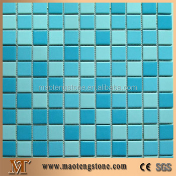 Cheap Swimming Pool Tiles Light Blue Porcelain Mosaic Buy Light Blue Porcelain Mosaic Stone